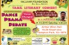 (31/10/15) 4th Annual Tamil Literary Festival Invitation
